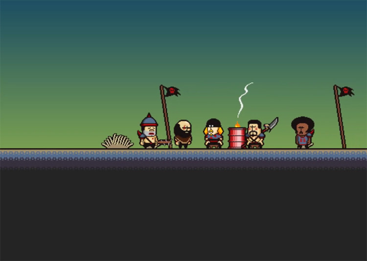 LISA: The Painful screenshot