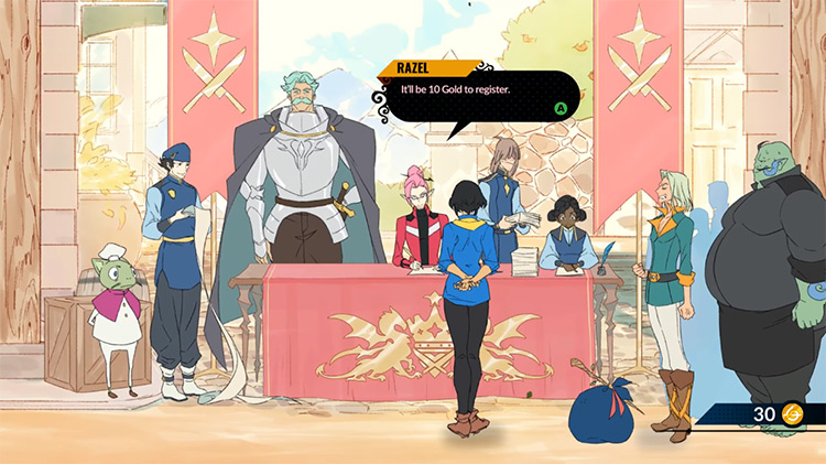 Battle Chef Brigade PS4 gameplay