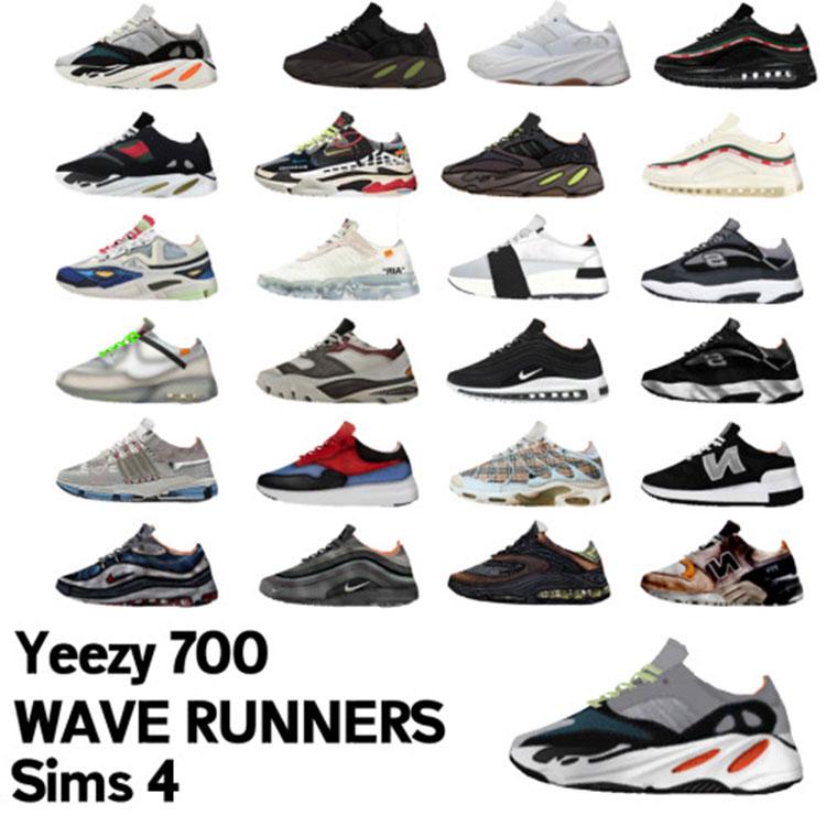 Yeezy Wave Runners CC - TS4