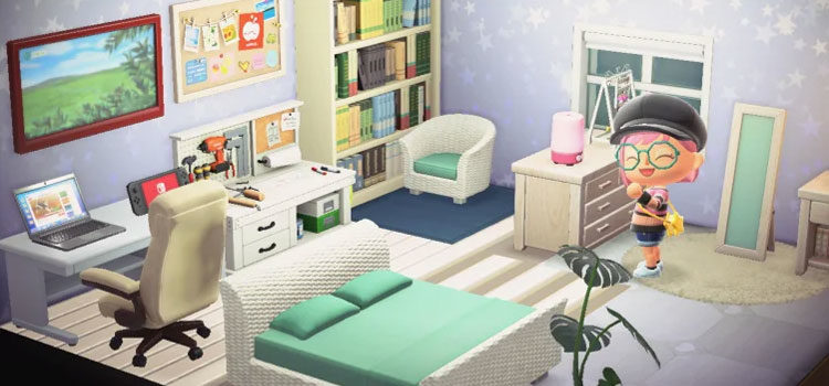 Animal Crossing Bedroom Ideas For ACNH Inspiration