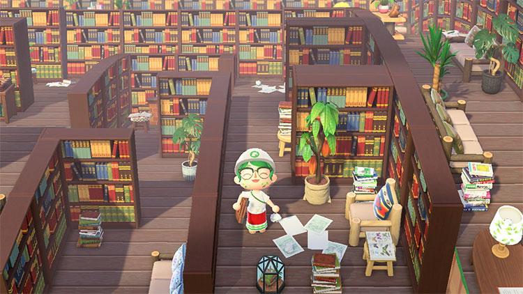 Mega Library Idea for New Horizons