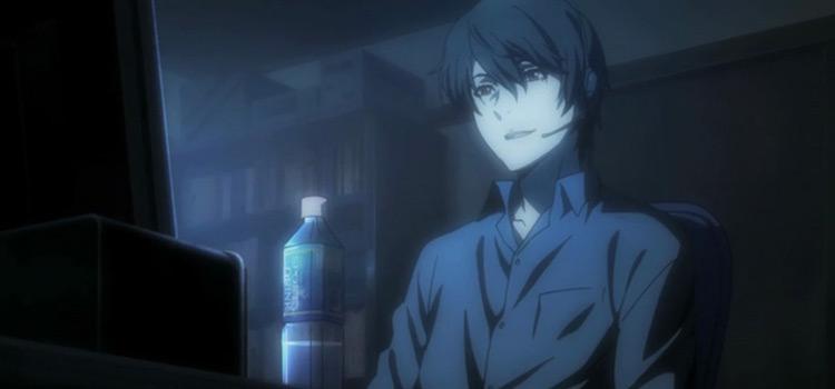 Ryota Sakamoto Screenshot from BTOOOM