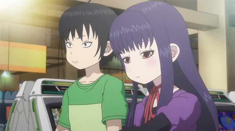 High Score Girl anime
