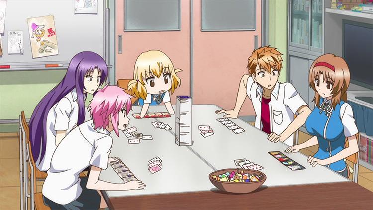 D-Frag! anime screenshot