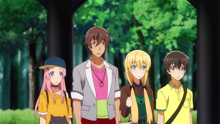 Gamers! anime screenshot