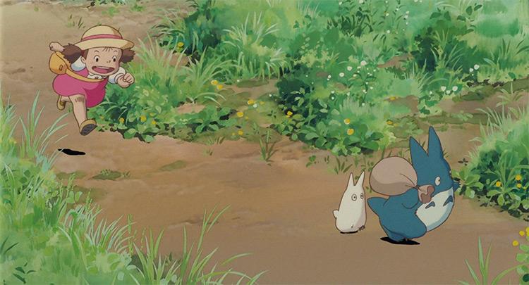 My Neighbour Totoro anime