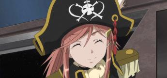 Marika Katou Pirate Anime Girl