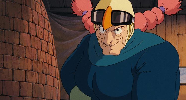 Dola in Castle in the Sky anime