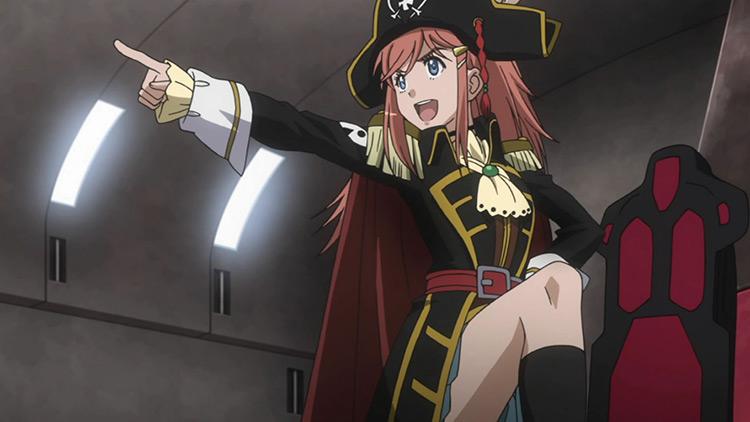 Marika Katou in Bodacious Space Pirates