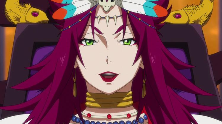 Lukkage from Gargantia on the Verdurous Planet anime