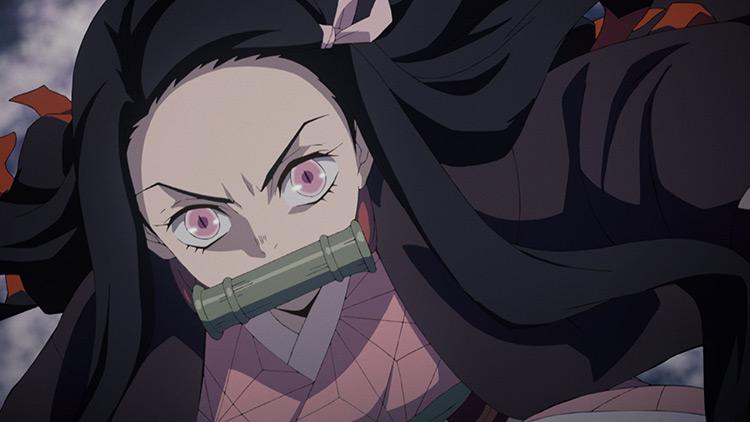 Nezuko Kamado from Demon Slayer anime