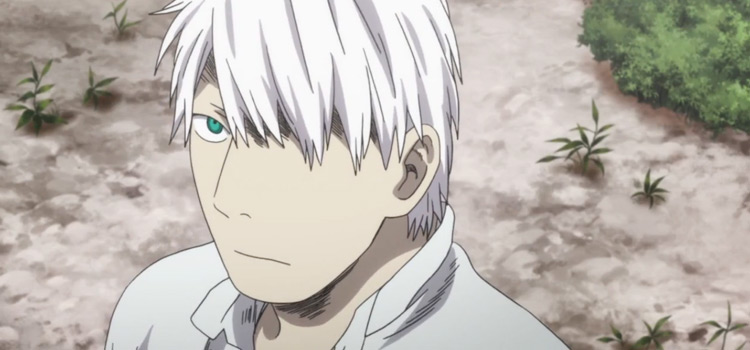 Ginko Mushishi Anime Screenshot