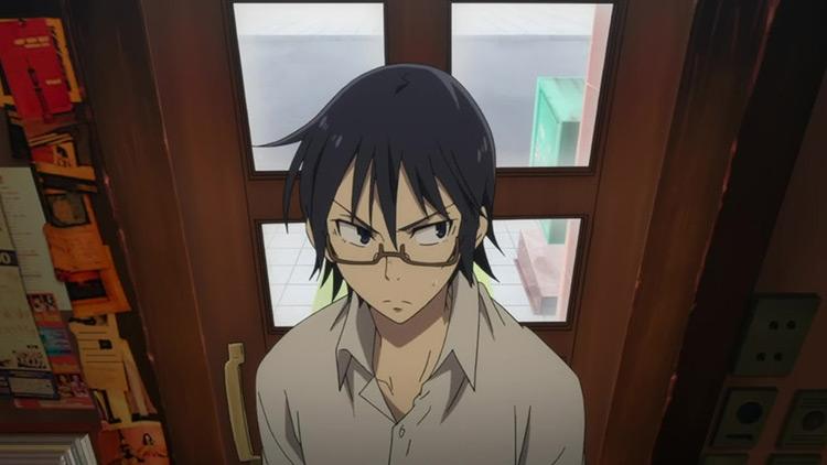 Satoru Fujinuma from ERASED anime