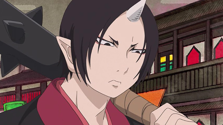 Hoozuki from Hozuki's Coolheadedness anime