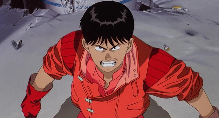 Shotaro Kaneda in Akira
