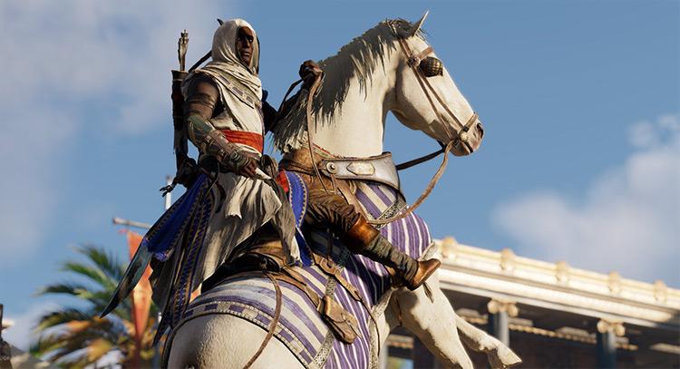 Greek Hedj Outfit AC Origins mod