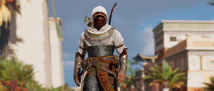 Persian Assassin Armor in AC Origins