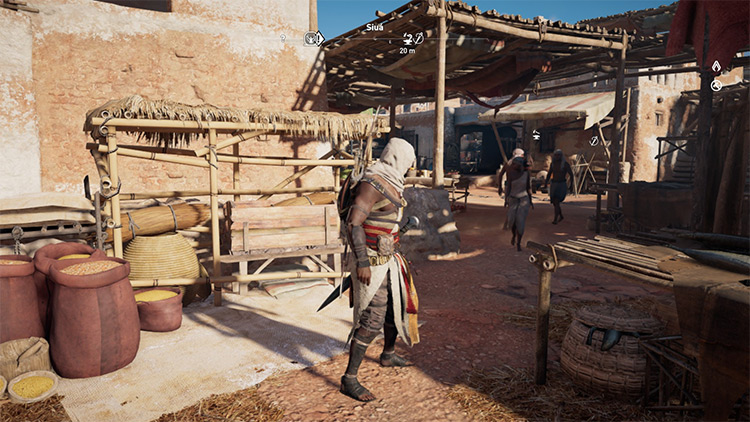 Better Icons Assassin's Creed: Origins mod