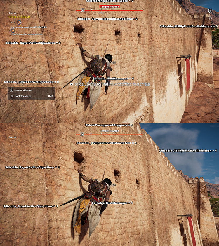 Origins Effects and Interface Customization Mod - AC Origins