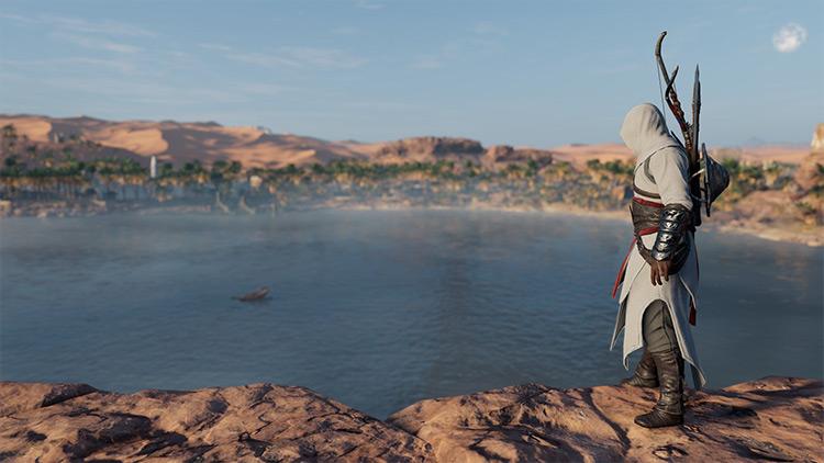 AC Origins Graphics Mod screenshot