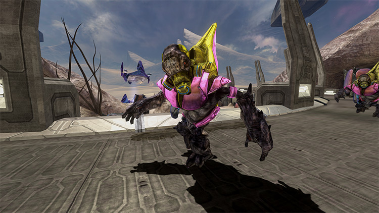 Halo 3 Campaign Deluxe Remake mod Halo MCC