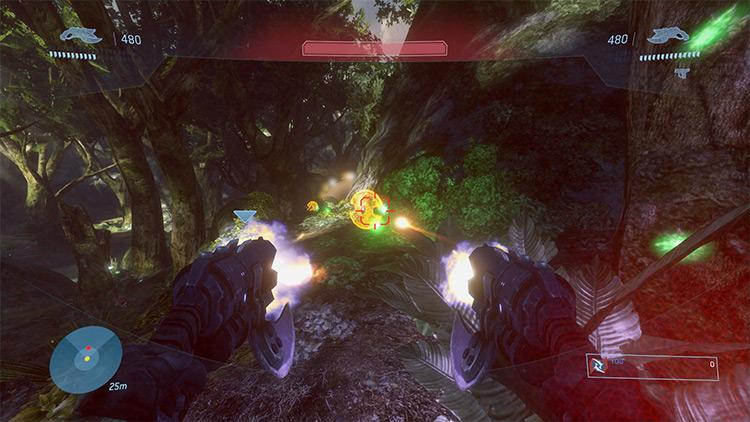Ruby's Rebalanced Halo 3 Campaign Halo MCC mod