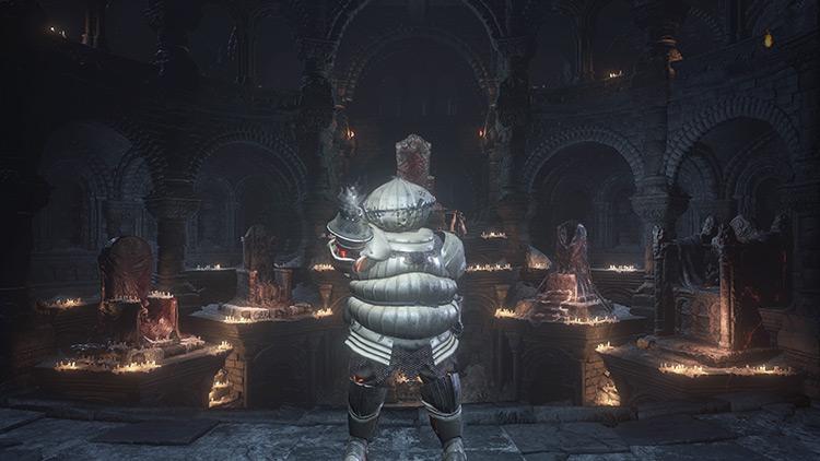 Sovereignless Soul Dark Souls 3 screenshot