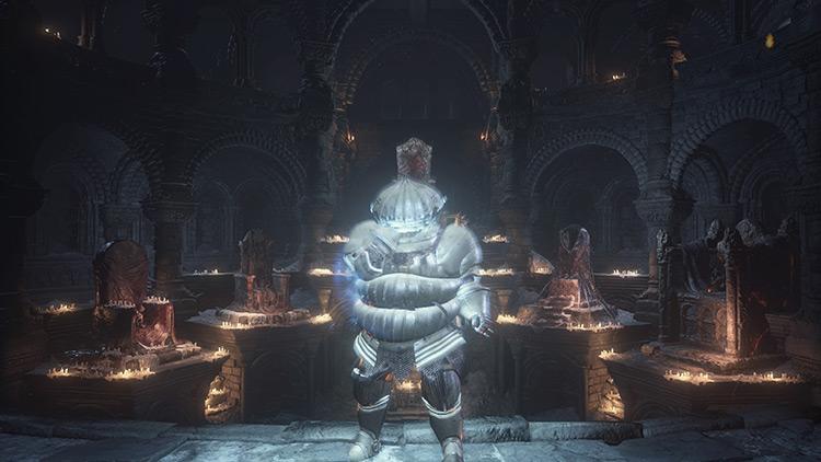 Divine Blessing from Dark Souls 3