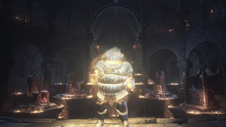 Hidden Blessing in DS3