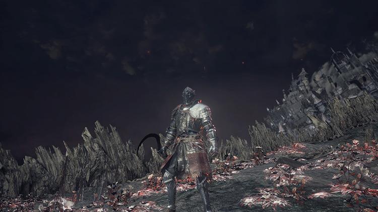 Murky Hand Scythe Dark Souls 3