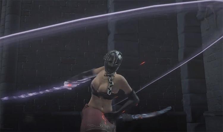 Frayed Blade from Dark Souls 3