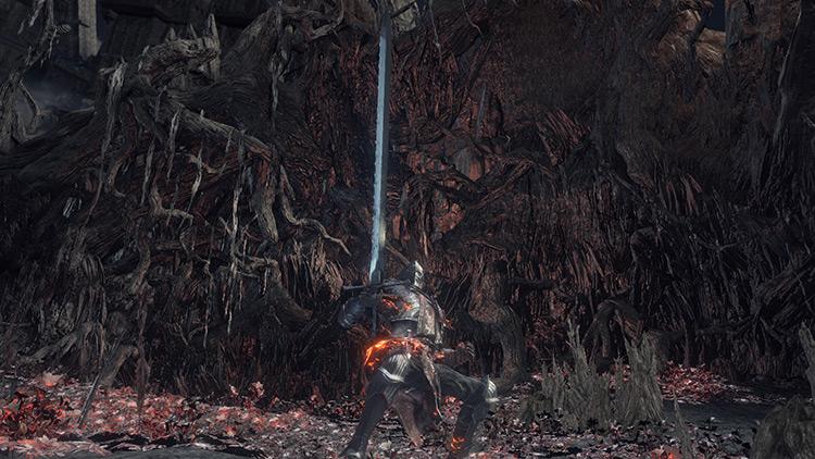 Astora Greatsword from Dark Souls 3