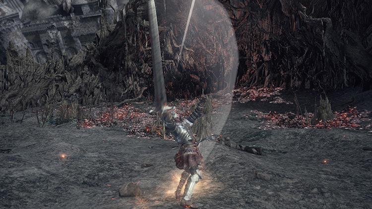 Lothric Knight Greatsword Dark Souls 3