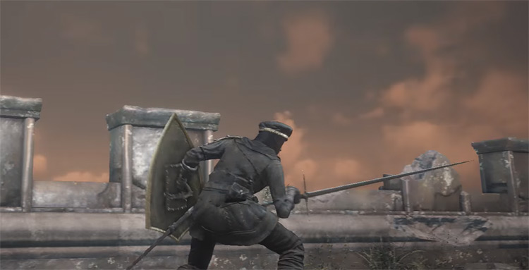 Estoc Dark Souls 3 screenshot