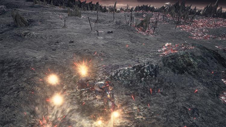 Farron Greatsword from Dark Souls 3