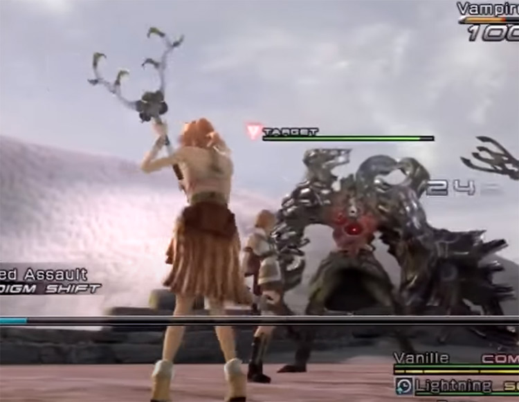 Binding Rod in FF13