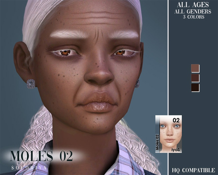 Moles Golden Age CC