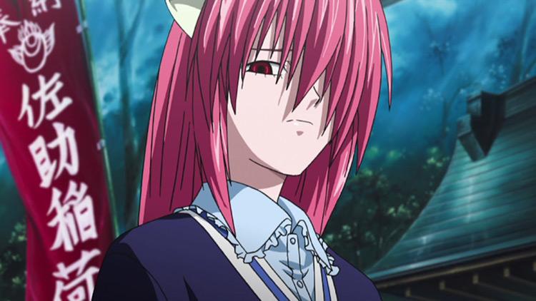Elfen Lied anime