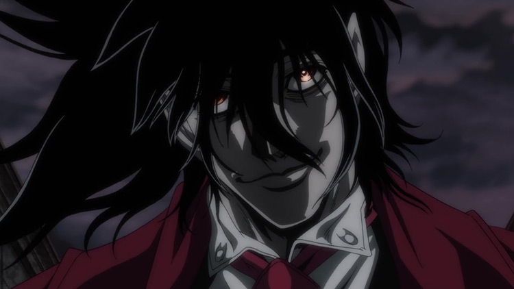 Hellsing Ultimate anime