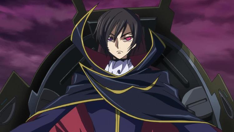 Code Geass anime screenshot