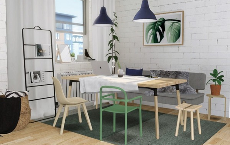 IKEA Ypperlig CC for Sims 4