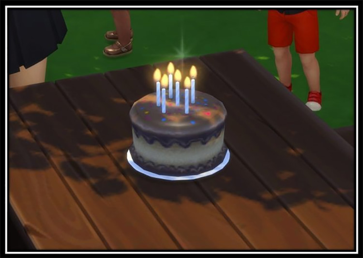 Let Friends Age Up Mod for Sims 4