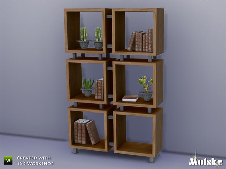 Longford Bookshelf TS4 CC