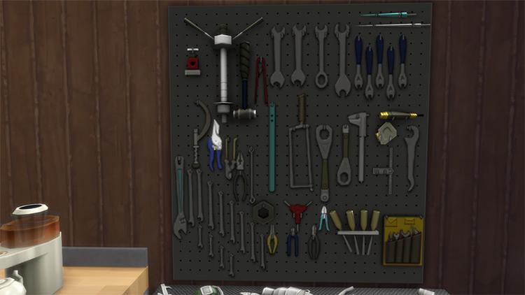 Tool Board Sims 4 CC