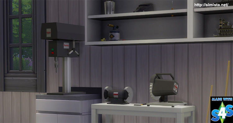 Power Tools for Sims 4