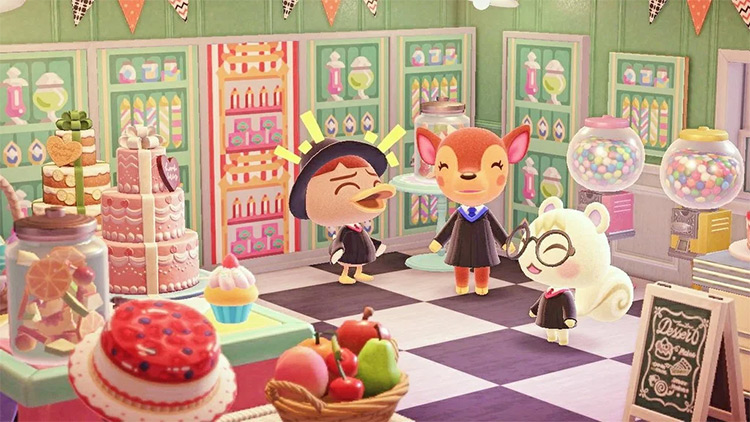 Honeydukes Sweets and Bakery in Animal Crossing: New Horizons