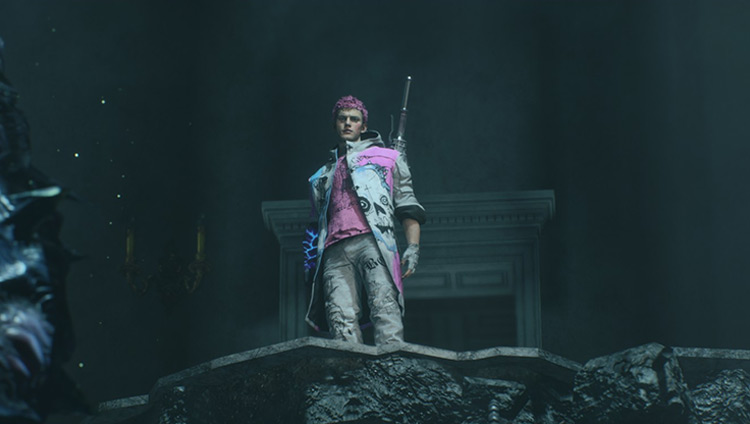 Lil Peep (Nero) Mod for Devil May Cry 5
