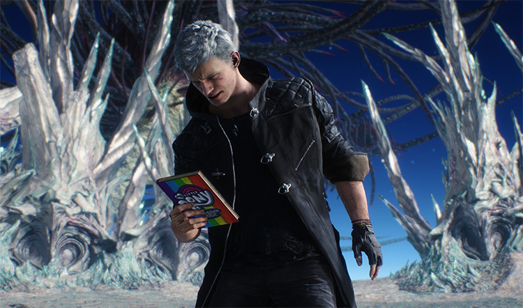V Book My Little Pony Edition in DMC5