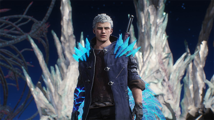 Devil Bringer mod for Devil May Cry 5