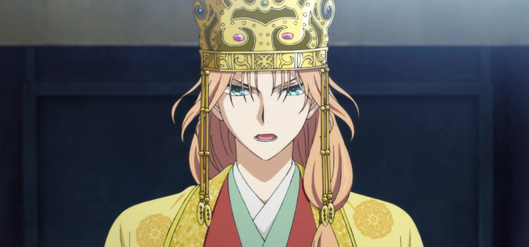 Su Won Yona of the Dawn - Anime King Character